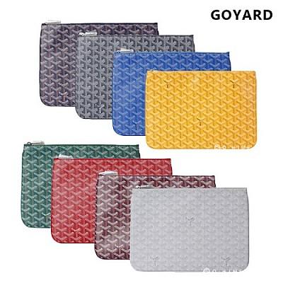 [80~150만 사은품]GOYARD-고야드 미디엄 SENAT 세나 클러치 MM (11컬러)