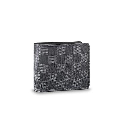 [50~80만 사은품]LOUIS VUITTON-N62663 루이비통 다미에 그라파이트 멀티플 월릿