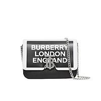 [스페셜오더]BURBERRY-80115751 버버리 라이트 카멜/블랙 스몰 TB 백