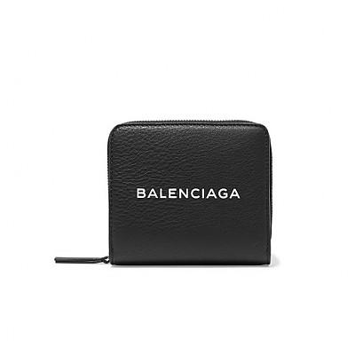 BALENCIAGA-490618 발렌시아가 블랙  에브리데이 빌폴드 지갑