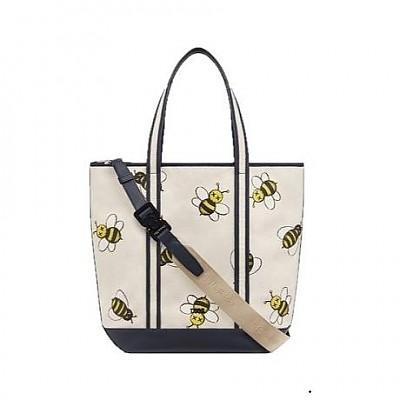 [스페셜오더]Christian Dior-1VOSH 크리스찬 디올 X KAWS 꿀벌 프린트 카바백
