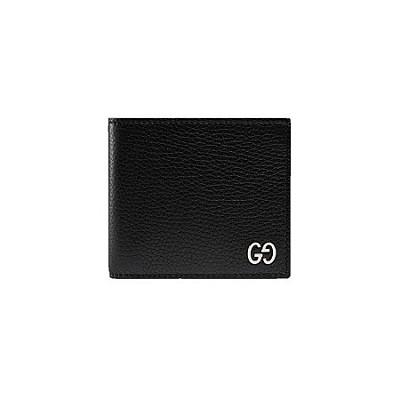 [스페셜오더]GUCCI-473916 1000 구찌 블랙 가죽 Dorian 반지갑