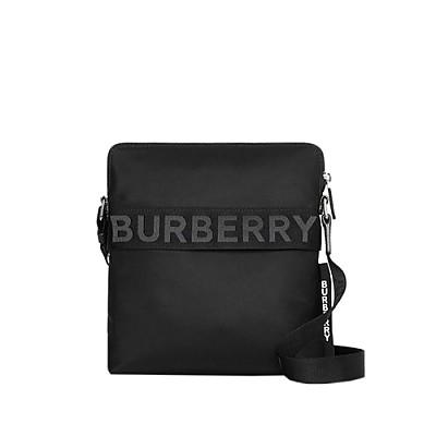 [스페셜오더]BURBERRY-80096121 버버리 로고 디테일 크로스바디백