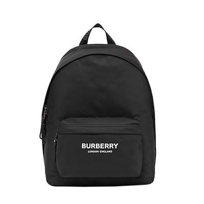 [스페셜오더]BURBERRY-80210841 버버리 로고 프린트 ECONYL® 백팩