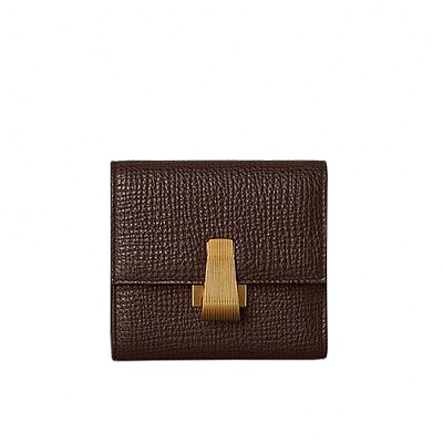 [스페셜오더]BOTTEGA VENETA-576637 보테가 베네타 팔멜라토 미니 콘티넨탈 지갑