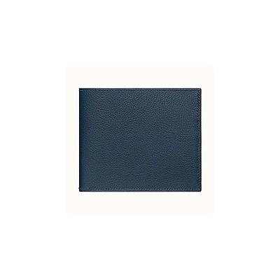 [스페셜오더]HERMES-H074711 에르메스 블루인디고 MC² 컴팩트 월릿 남성 반지갑