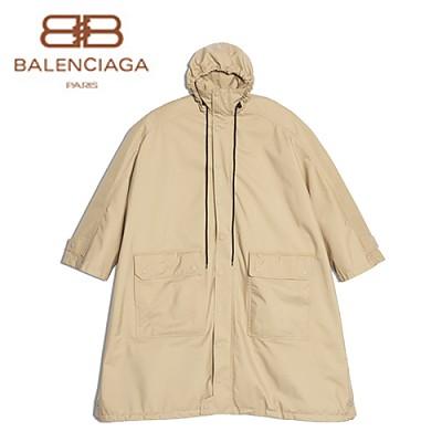 BALENCIAGA-518184 발렌시아가 오페라 레인 윈드브레이커 코트