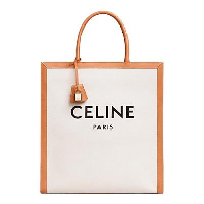 [스페셜오더]CELINE-190402 셀린느 프린트 장식 카바스 토트백