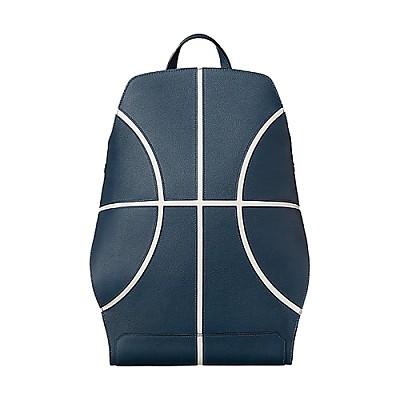 [스페셜오더]HERMES-H074760 에르메스 블루/화이트 Cityback 27 basketball 백팩
