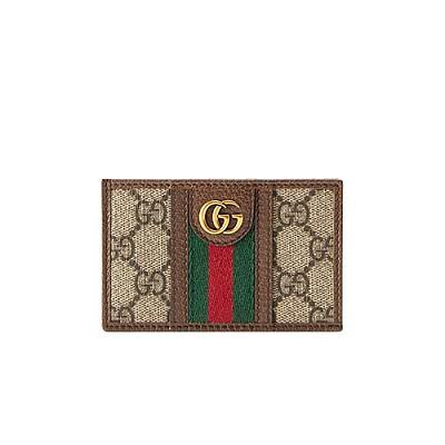 [스페셜오더]GUCCI-597617 8745 구찌 오피디아 GG 카드 케이스