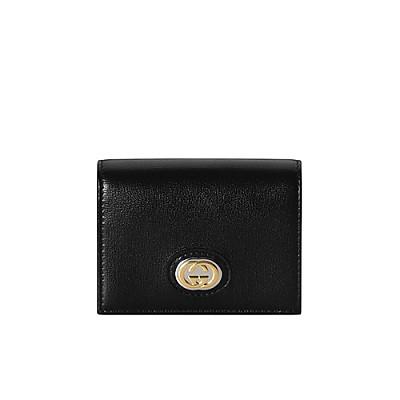 [스페셜오더]GUCCI-598532 1000 구찌 블랙 카드 케이스 지갑