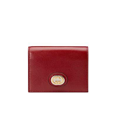 [스페셜오더]GUCCI-598532 6638 구찌 레드 카드 케이스 지갑