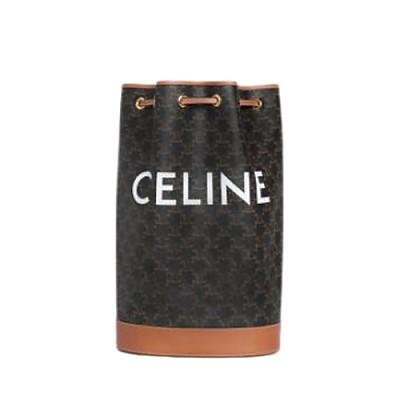 [스페셜오더]CELINE-191532 셀린느 TRIOMPHE 캔버스 미디엄 세일러백