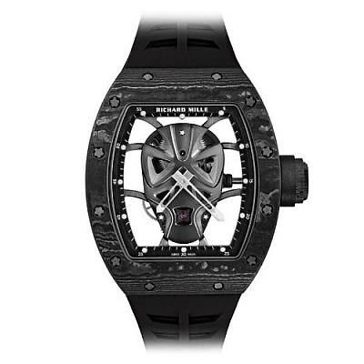 [스페셜오더]RICHARD MILLE-리차드 밀 RM 52-06 뚜루비옹 마스크 리미티드 에디션 워치43mm