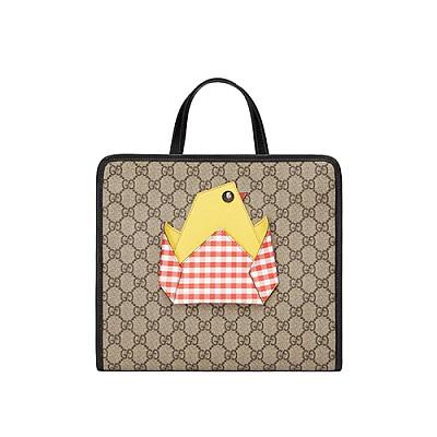 [스페셜오더]GUCCI-606192 8980 구찌 칠드런스 GG Chick 치크 토트백
