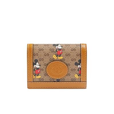 [스페셜오더]GUCCI-602534 8559 구찌 Disney x 디즈니 카드 케이스 지갑