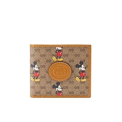 [스페셜오더]GUCCI-602547 8559 구찌 Disney x 디즈니 반지갑