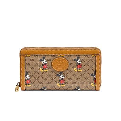 [스페셜오더]GUCCI-602532 8559 구찌 Disney x 디즈니 지퍼 지갑