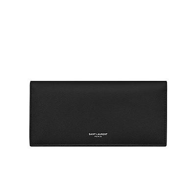 [스페셜오더]SAINT LAURENT-556253 생 로랑 블랙 라지 월릿