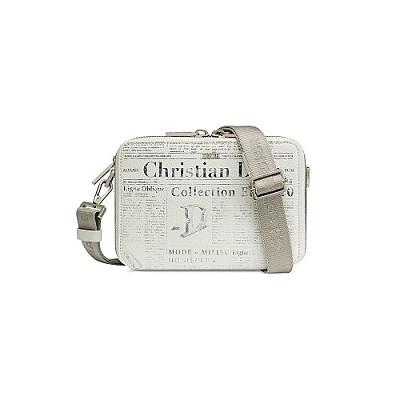 [스페셜오더]DIOR-2ARBC119 크리스챤 디올레플리카 DIOR/DANIEL ARSHAM 뉴스페이퍼 프린트 스트랩 지갑