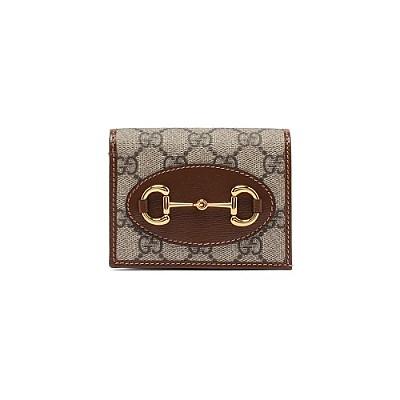 [스페셜오더]GUCCI-623180 구찌 1955 홀스빗 체인 카드 지갑