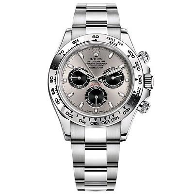 ★[AR팩토리]ROLEX-롤렉스 코스모그래프 데이토나 스틸 스틸다이얼 Mans 시계 40mm