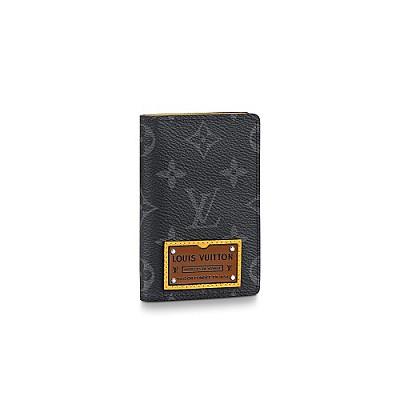 [스페셜오더]LOUIS VUITTON-M69250 루이비통 모노그램 이클립스 옐로우 포켓 오거나이저