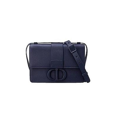 [스페셜오더]DIOR-M9203 디올 인디고 블루 무광 CD MONTAIGNE 30 몽테인 플랩백