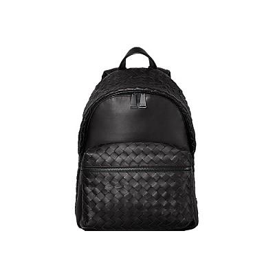 [스페셜오더]BOTTEGA VENETA-599634 보테가 베네타 블랙 우븐 남녀공용 백팩