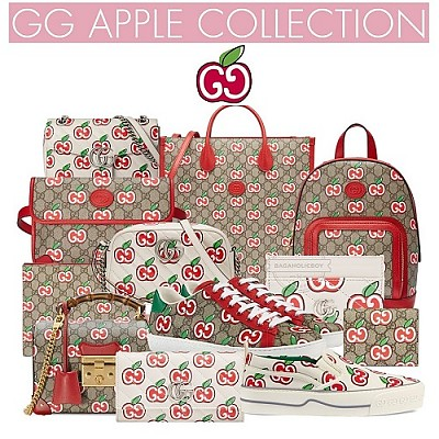 GUCCI GG APPLE COLLECTION-구찌 #GG애플컬렉션 VIEW PRODUCT ≫