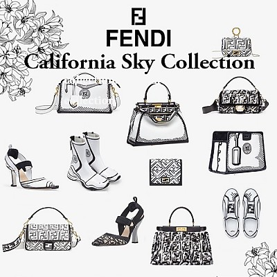 FENDI CALIFORNIA SKY COLLECTION-보물나라 #펜디캘리포니아컬렉션 VIEW PRODUCT ≫