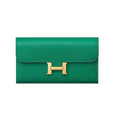 [스페셜오더]HERMES-H0761 에르메스 벌트 베르티고 Constance 콘스탄스 여성 장지갑